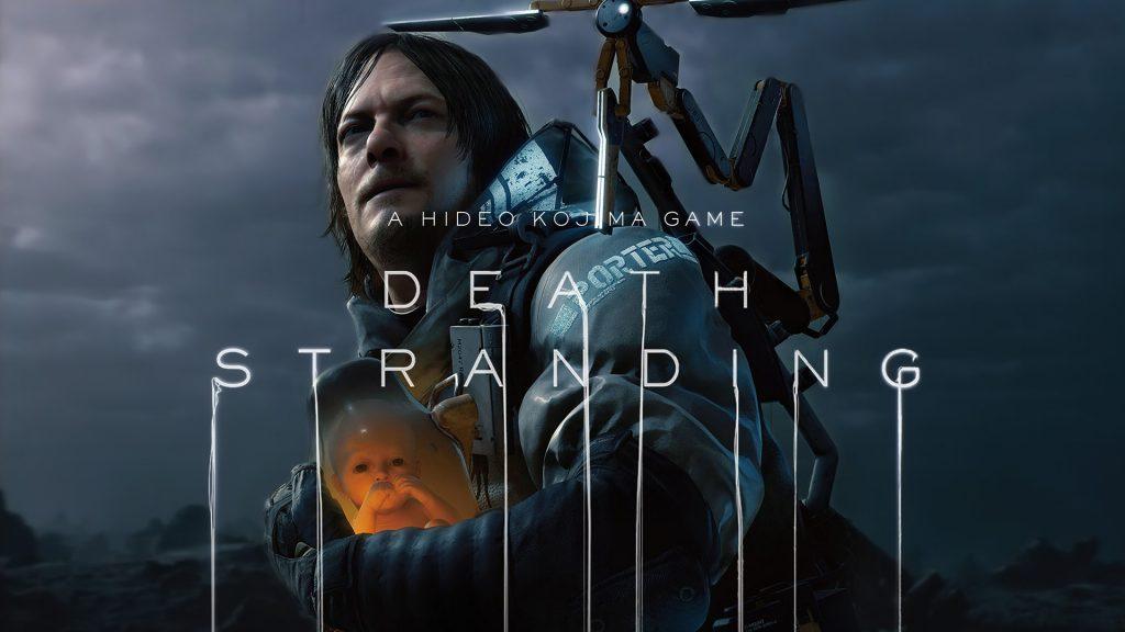 Death Stranding Sam Collier Norman Reedus Collier