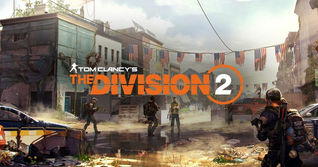 The Division 2 Promotional Shot